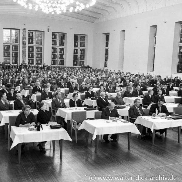 Sitzung des Stadtrates im Gürzenich