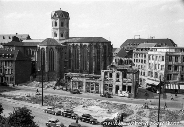 Vor St. Andreas