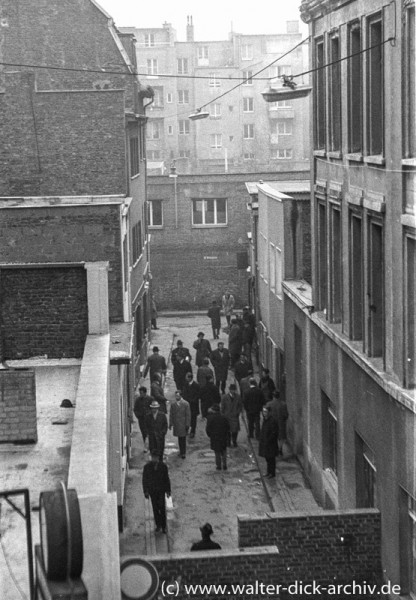Kölns sündiges Meilchen 1968
