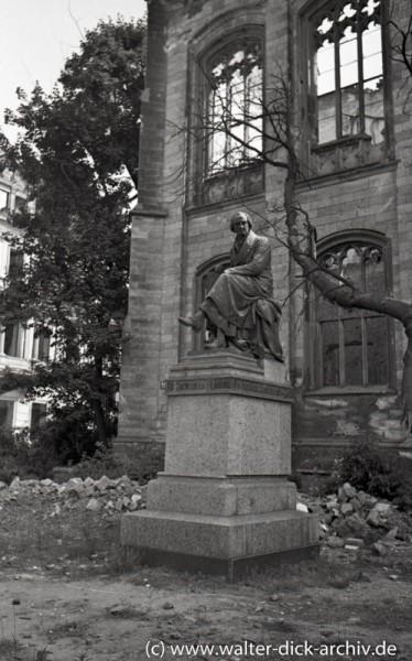 Denkmal für Ferdinand Franz Wallraf