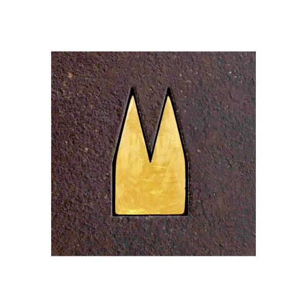Dom Einsatz - Helmut Brands - Goldoptik Grobschliff