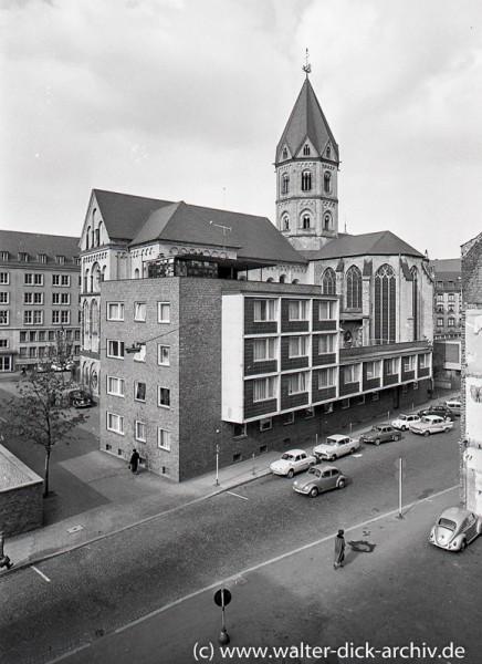 St. Andreas und Dominikanerkloster