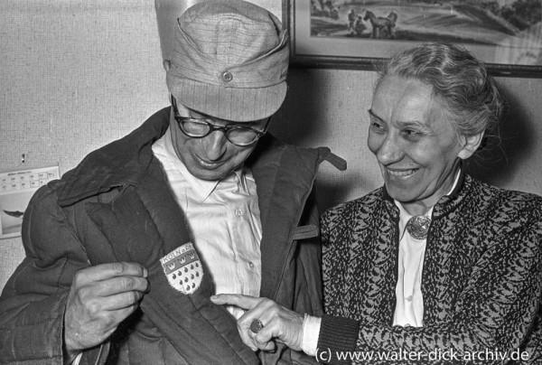 Mutter und heimgekehrter Sohn 1955