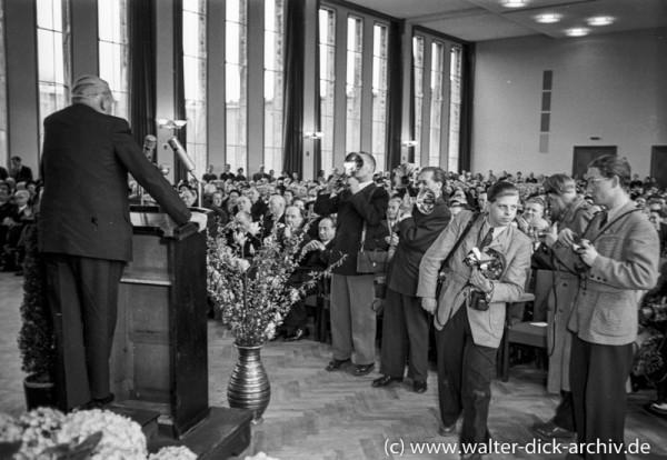 Photokina 1951 in Köln