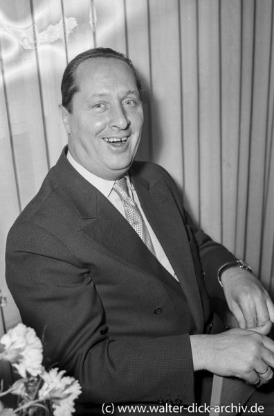 Theo Burauen 1965