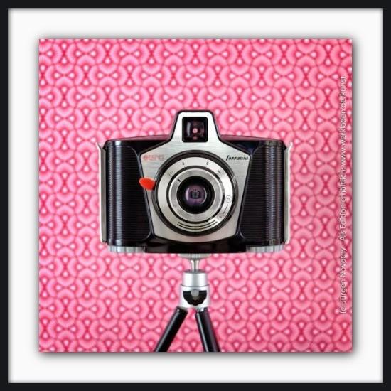 Cameraselfie Ferrania