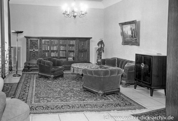 Gut bürgerlich-Wohnkomfort der 50er Jahre 1953