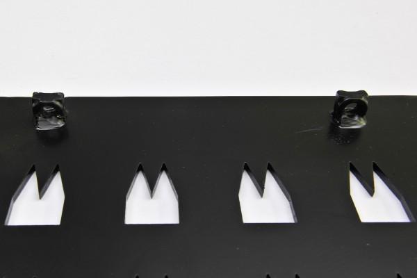 Dom Stahlplatte - Helmut Brands - 1 Ausschnitt