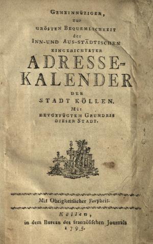 Stadtplan-Koln-1795-Titel-Vorschau