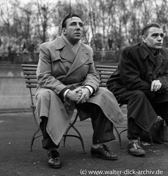 Fritz Langner-Trainer 1959