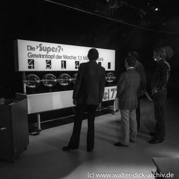 Lotto Spiel 77 - 1972