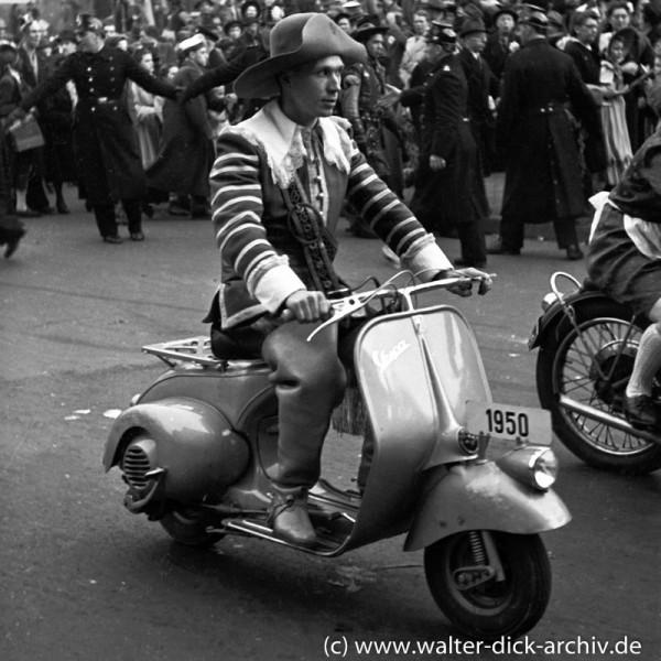 Jan von Werth - nicht auf dem Pferd 1950