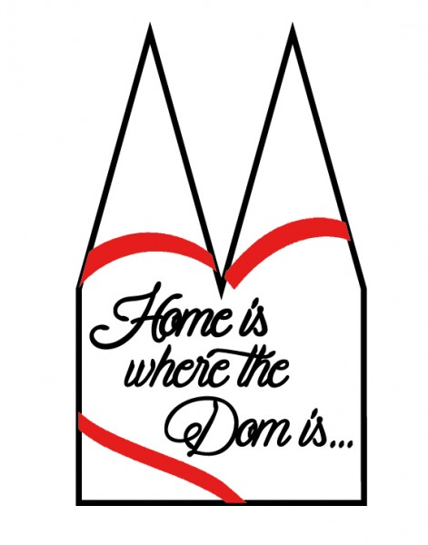 Dom Einsatz - Helmut Brands - Home is where the Dom is
