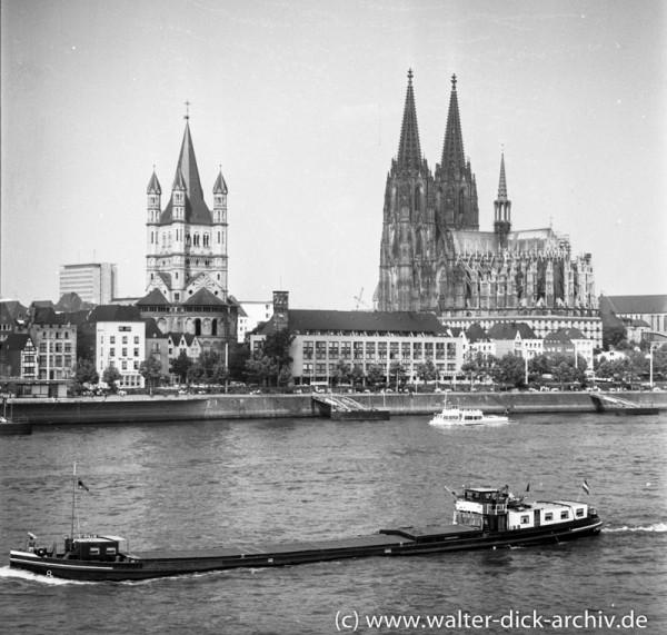 Dom und Groß St. Martin 1972