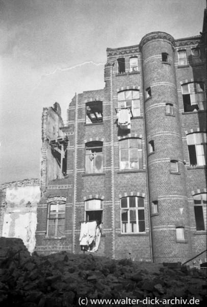 Wohnen in Ruinen