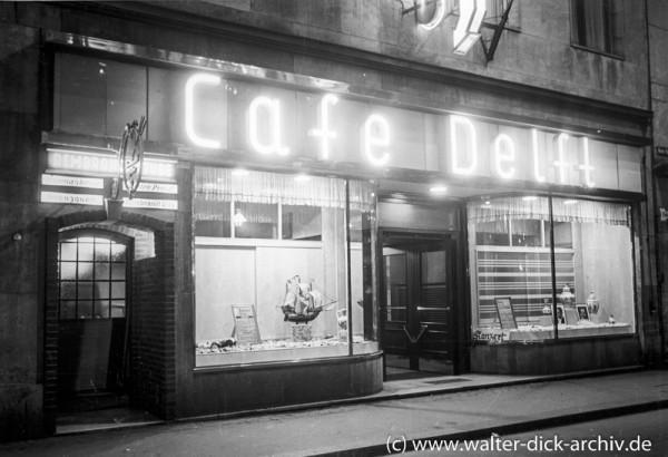 Cafe Delft 1938