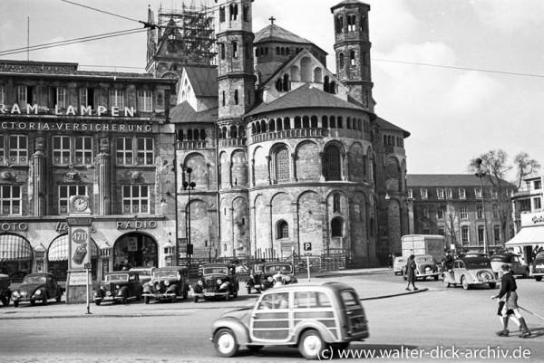 St. Aposteln 1954