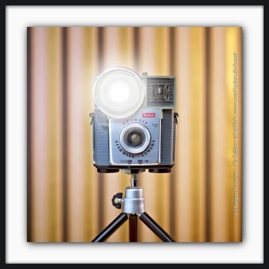 Cameraselfie Brownie Starmite