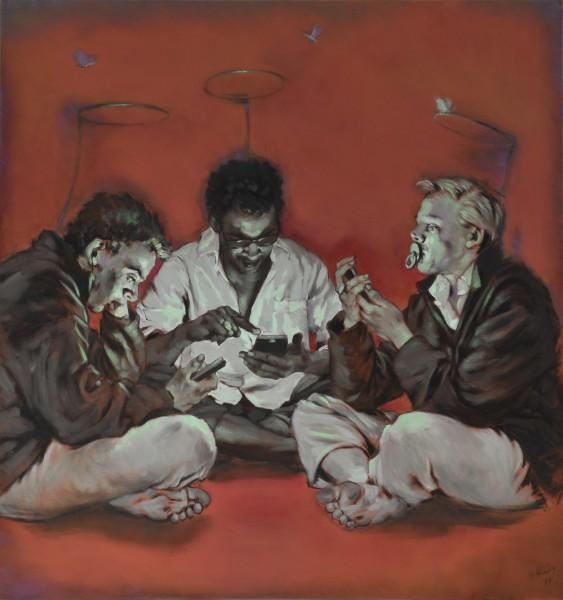 Drei Heilige - Gerd Mosbach
