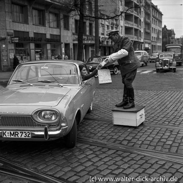 Dankeschön an Kölner Verkehrspolizisten 1061