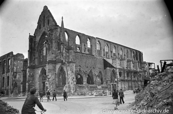 Ruine der Minoritenkirche