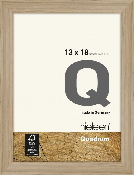Nielsen Quadrum 16x20 Holz Bilderrahmen