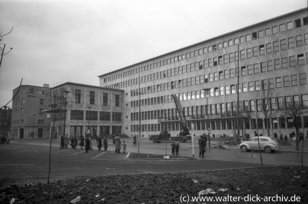 Regierungspräsidium-Sitz der Bezirksregierung