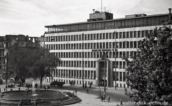 Allianz Gebäude am Kaiser-Wilhelm-Ring