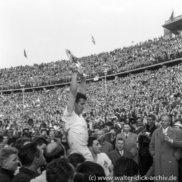 Der EFFCEE ist Meister 1962
