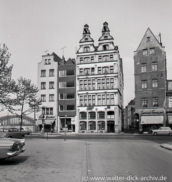 Ostseite des Alter Markt