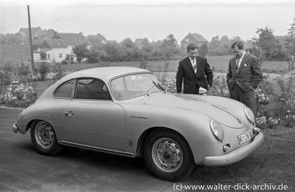 Traumauto-Porsche 365 Carrera 1960