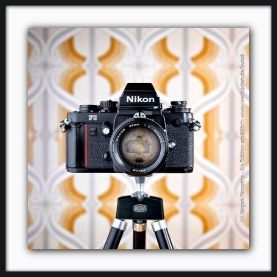 Cameraselfie Nikon F3