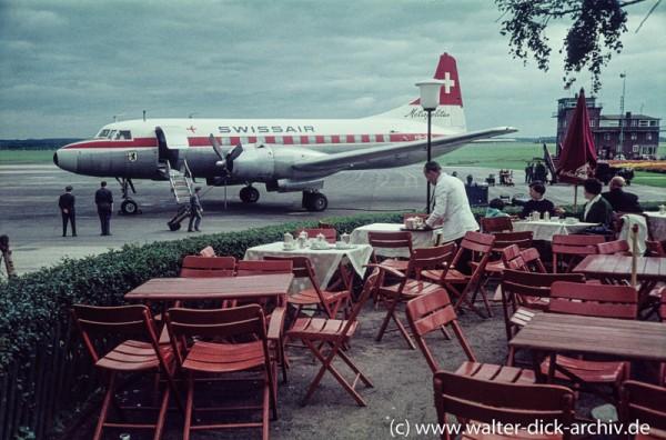Flughafen Köln Wahn-der Heideflughafen