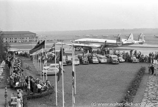 Konrad Adenauer reist nach Moskau 1955