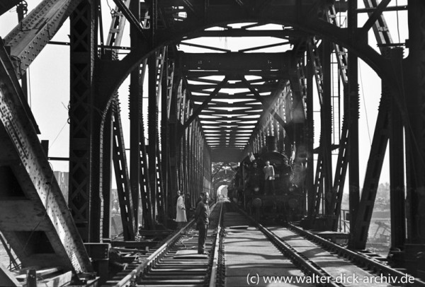Eröffnung der Hohenzollernbrücke