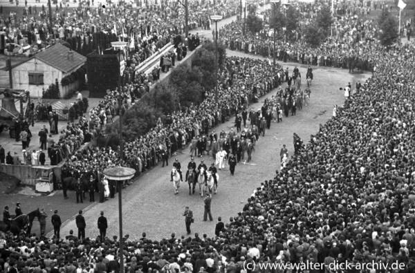 1900 Jahr Feier Kölns 1950