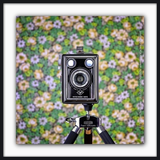 Cameraselfie Agfa Synchrobox