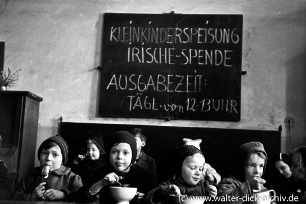 Kinder- und Schulspeisung