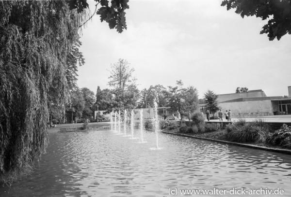 Stadthalle Bad Godesberg 1963