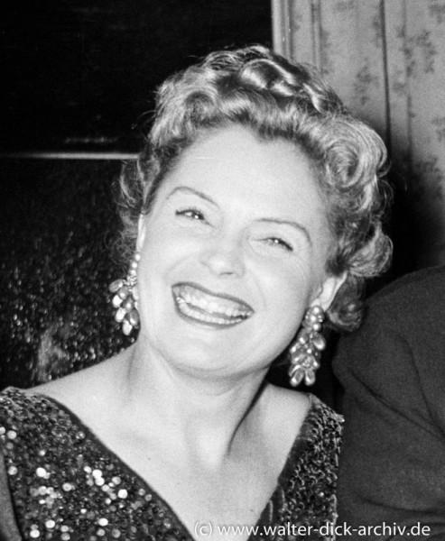 Magda Schneider 1954