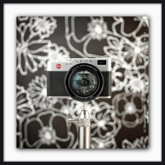 Cameraselfie Leica Digilux