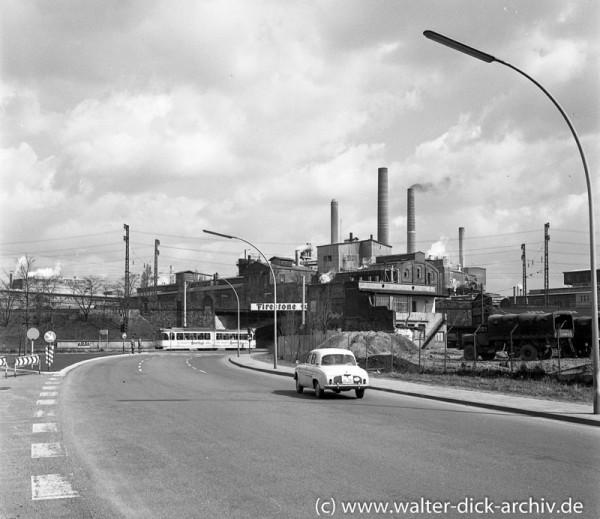 Die Chemische Fabrik Kalk