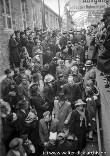 Heimkehr deutscher Kriegsgefangener