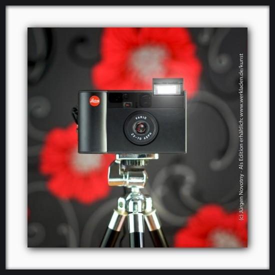 Cameraselfie Leica Vario