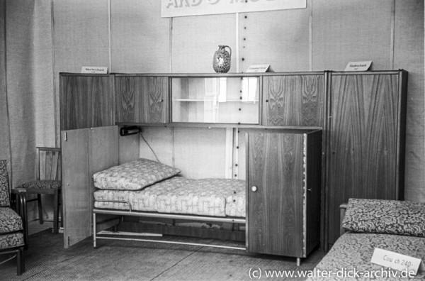 Das Schrankbett-eine Lösung für beengte Wohnverhältnisse