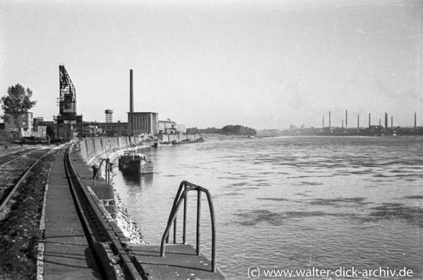 Ansicht der Ford-Werke in Köln Niehl