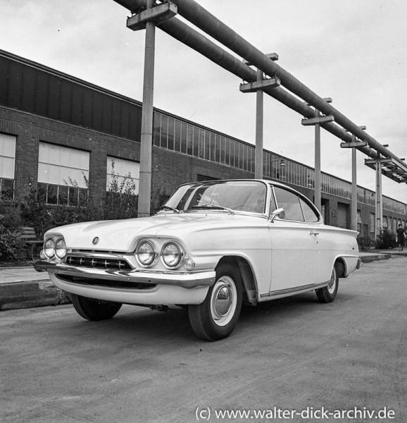 """Ford Consul Modell """"Capri"""" aus England"""