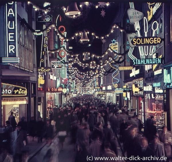 Hohe Straße 1965