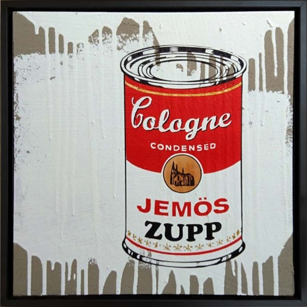 Mobile Graffiti - Jemös Zupp