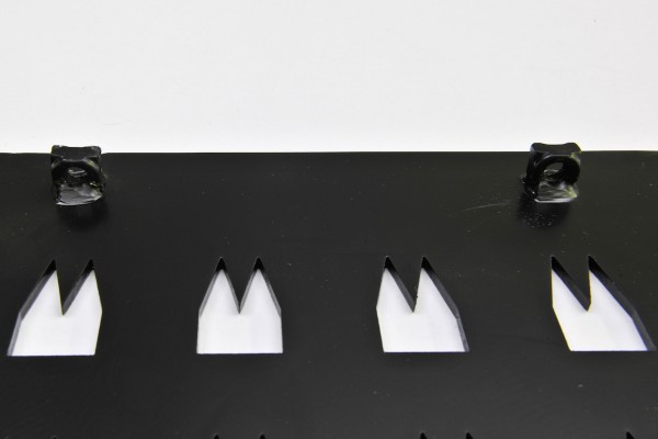 Dom Stahlplatte - Helmut Brands - 3 Ausschnitte